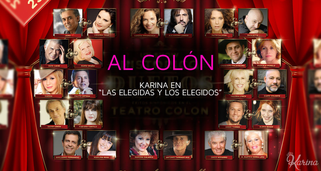 KARINA EN EL COLON